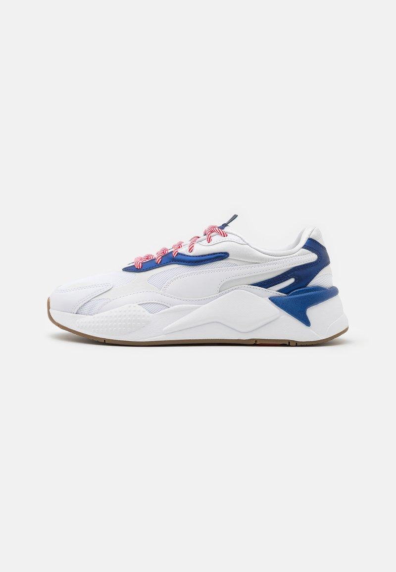 Puma - RS-X³ X-MAS EDITION UNISEX  - Tenisky - white/elektro blue