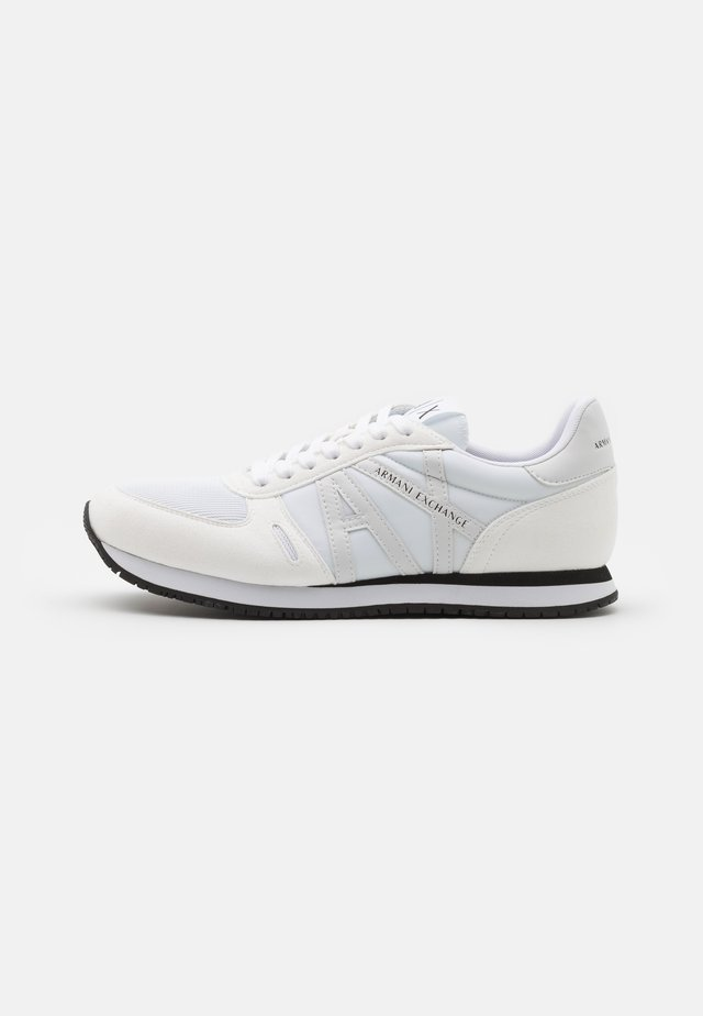 RIO  - Sneakers laag - full optic white