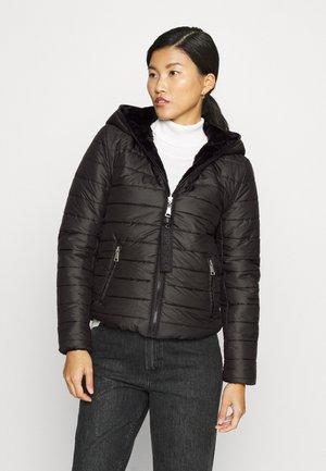 NAJLA - Winter jacket - black