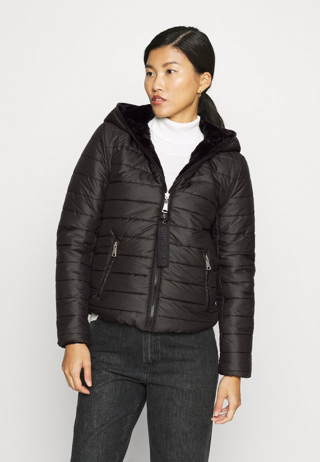 NAJLA - Winter jacket - black