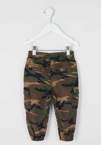 River Island - Cargo trousers - green - 1