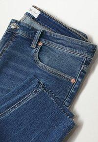 Mango - ISA - Jeans Skinny Fit - dunkelblau - 5