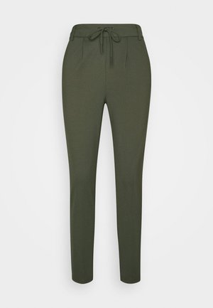 POPTRASH EASY COLOUR  - Tracksuit bottoms - peat