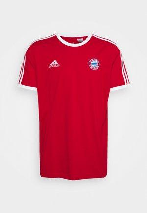 FC BAYERN MÜNCHEN TEE - Club wear - true red