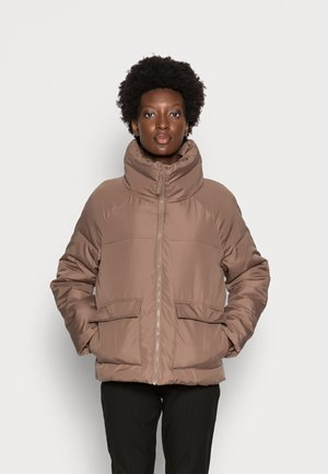 SLFDASA PUFFER JACKET - Winter jacket - caribou