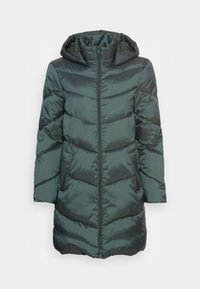 VILA PETITE - VIADAYA JACKET - Winter coat - darkest spruce - 4