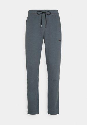 ELASTIC CUFF PANTS - Tracksuit bottoms - grey
