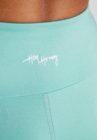 Hey Honey - LEGGINGS FLAWLESS - Leggings - green - 3