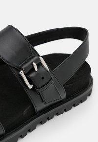 MICHAEL Michael Kors - JUDD - Sandals - black - 5