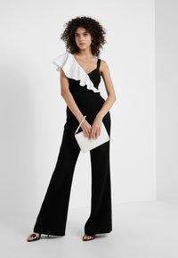 Rachel Zoe - JANE - Overall / Jumpsuit /Buksedragter - black/ecru - 1