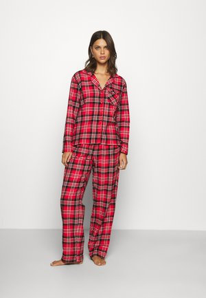 CHECK PJ IN A BAG  - Pyjama - red mix