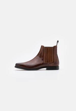 BELLA - Ankle boots - wood