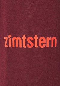 Zimtstern - PURE FLOWZ SHIRT 3/4 MENS - Sports shirt - french navy/windsor wine - 2