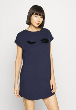 NIGHTIE R NECK WINK - Nightie - peacot