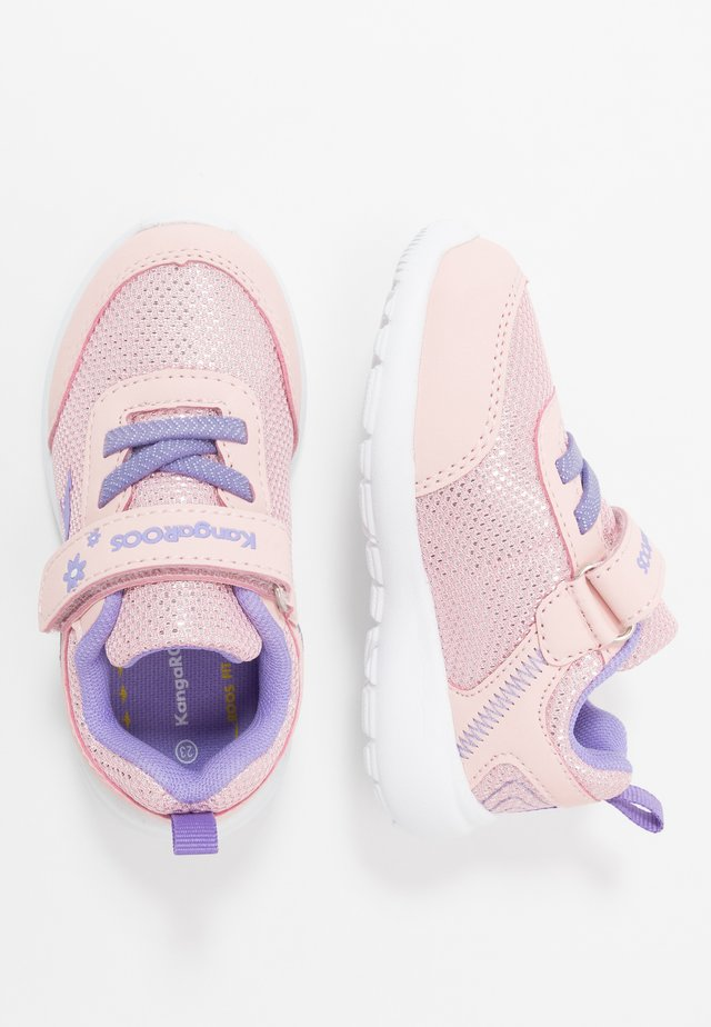 KC-FLIGHT - Sneakers laag - frost pink/lavender