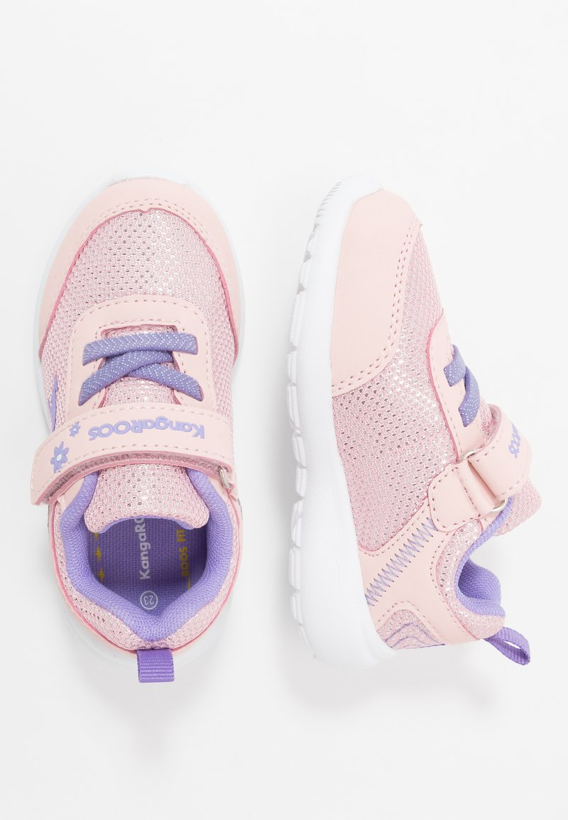 KangaROOS - KC-FLIGHT - Trainers - frost pink/lavender