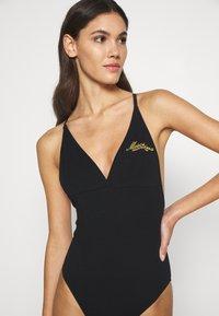 Moschino Underwear - BODYSUIT - Body - black - 3