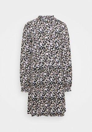 DRESS LONGSLEEVE - Korte jurk - multi