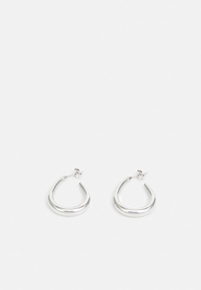 FRANKIE EARRING - Orecchini - silver-coloured