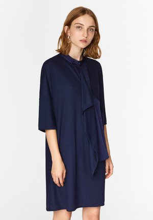 Jumper dress - blue