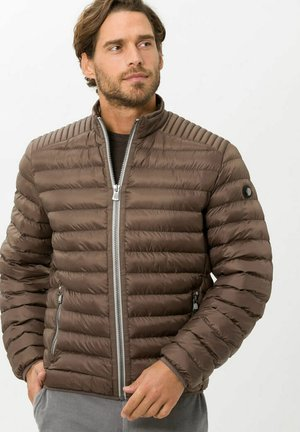 STYLE CRAIG - Winter coat - toffee