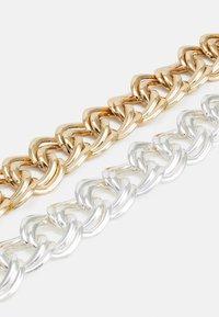 Monki - Necklace - silver-coloured/gold-coloured - 2