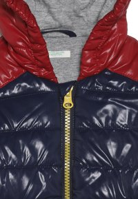 Benetton - JACKET - Winter jacket - dark blue - 4