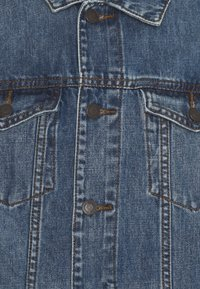 Springfield - TRUCK - Džínová bunda - medium blue - 2