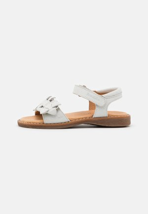LORE FLOWERS - Sandals - white