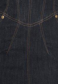 Versace Jeans Couture - LADY DRESS - Denim dress - indigo - 7