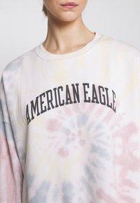 American Eagle - BRANDED CREW - Sweatshirt - multi - 5