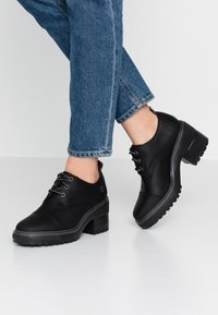 Timberland - SILVER BLOSSOM  - Ankle Boot - black - 0