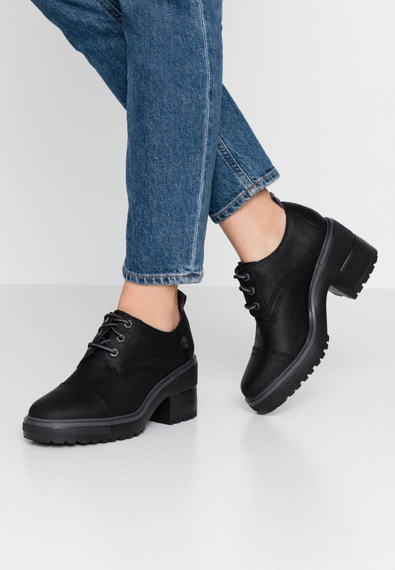 Timberland - SILVER BLOSSOM  - Ankle Boot - black
