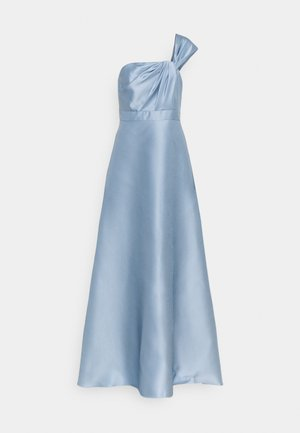 MIKADO BALLGOWN - Occasion wear - moonlight blue