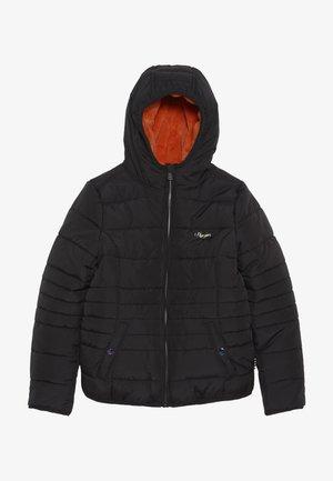 TARENNE - Zimní bunda - deep black