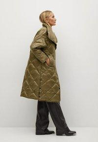 Mango - CROCO - Winter coat - khaki - 3