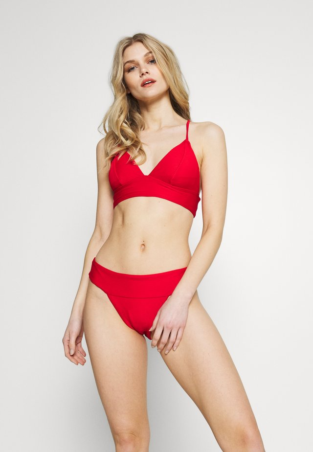 ONLBOBBY LIFE SET - Bikini - mars red