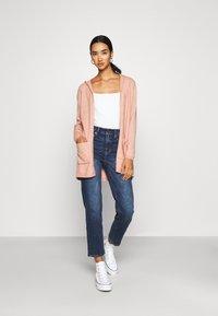 American Eagle - Slim fit jeans - deep indigo - 1