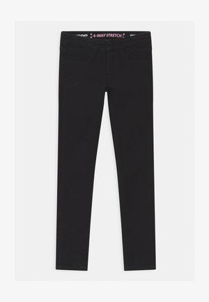 BIBINE - Skinny džíny - black