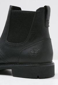 Timberland - STORMBUCKS CHELSEA - Classic ankle boots - black - 5