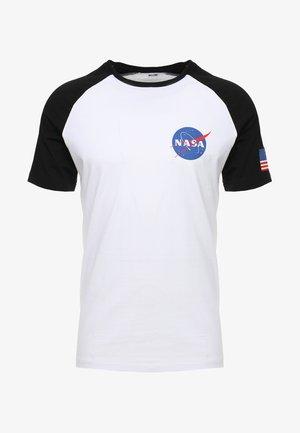 ONSNASA TEE - T-shirt print - white