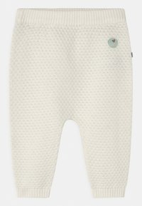 Jacky Baby - SWEET HOME UNISEX - Leggings - Trousers - off-white - 0