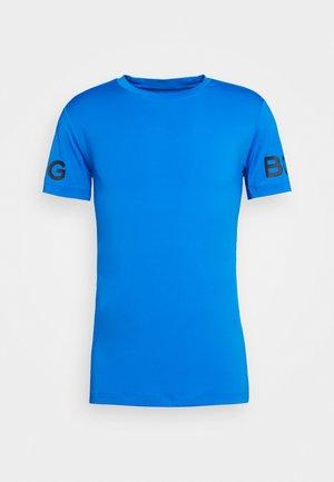 TEE - Camiseta estampada - electric blue lemonade