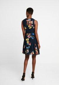 Esprit Collection - FLUENT - Cocktail dress / Party dress - navy - 3