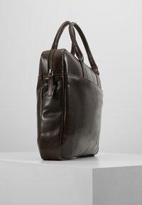 Royal RepubliQ - EXPLORER LAPTOP BAG SINGLE - Aktovka - brown - 3