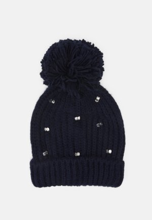JEWEL HAT - Bonnet - navy uniform