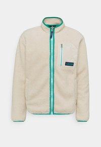 MUZZER FUZZAR ZIP - Light jacket - whitecap grey