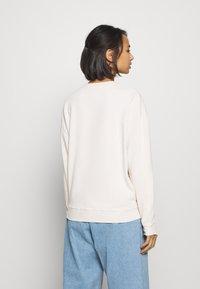 Topshop Petite - SCORPIO - Sweatshirt - off-white - 2