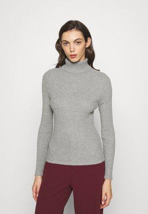 TNECK SERENE - Jumper - medium heather grey