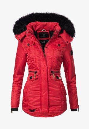 SCHÄTZCHEN - Winter coat - red